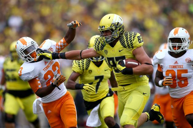 Oregon Routs Tennessee, Proves It's Not Afraid of the SEC