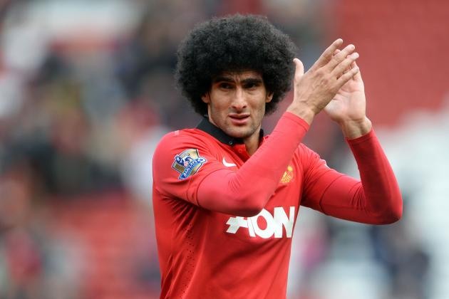 United Benching Fellaini Was Foolish; They Need What He Can Offer