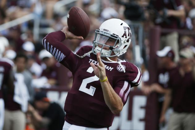 Alabama vs. Texas A&M: Loss Proves Johnny Manziel Can't Carry Team to Title