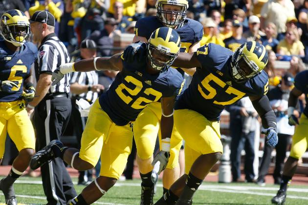 Akron vs. Michigan: Wolverines Dodge a Potential App State Moment