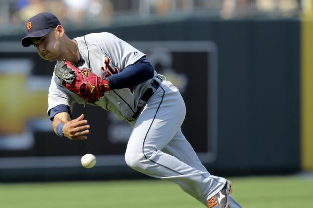Detroit Tigers Jose Iglesias: Starting His Own Legacy Wearing No. 1