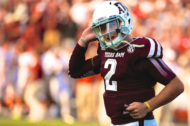 Don't Blame Johnny Manziel If Texas A&M's Defense Didn't Show Up