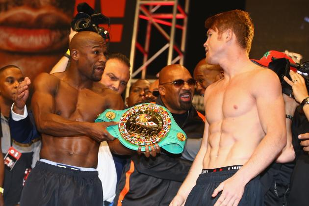 Mayweather vs. Canelo 2013: Why Money Will Wear Alvarez Down Late