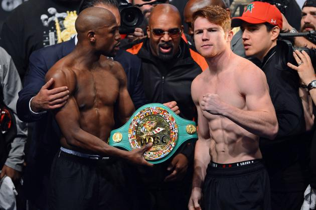 Canelo vs. Mayweather Start Time: When to Watch Anticipated Megafight