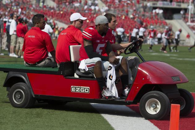 Does Braxton Miller's Injury Crush the Ohio State QB's Heisman Hopes?