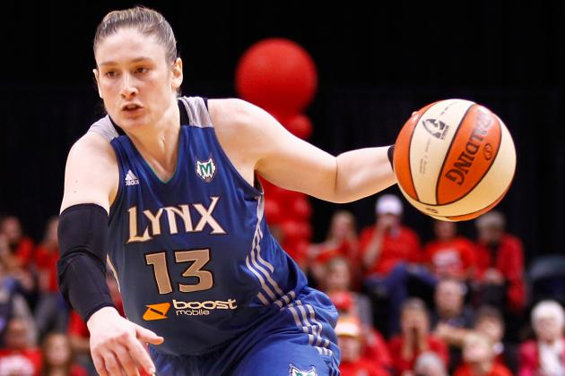 Lynx Clinch No. 1 Overall Seed for 3rd Straight Season