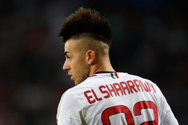 Tottenham Plot Swoop for Stephan El Shaarawy in January Window
