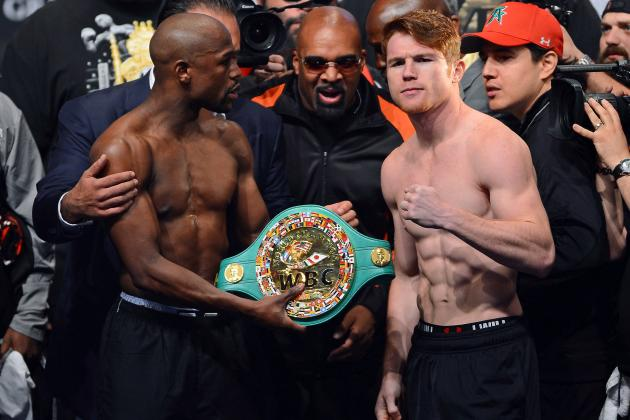 Mayweather vs. Canelo: Money Will Cruise to Unanimous Decision Victory