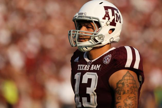 Mike Evans' Monster Game vs. Alabama Makes Early Statement in Biletnikoff Race
