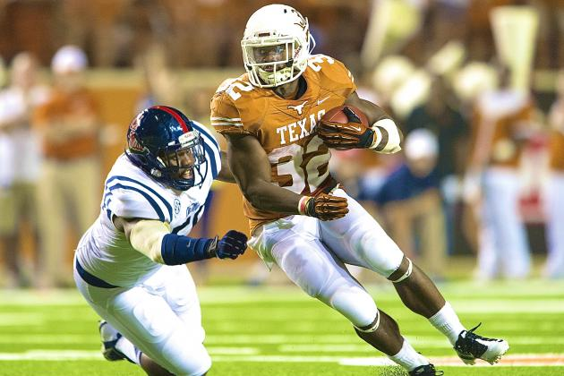 Ole Miss vs Texas: Live Score and Highlights