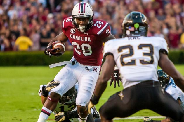 Vanderbilt vs. South Carolina: Live Score and Highlights