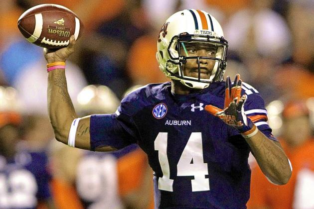 Auburn's Nick Marshall Comes of Age in Epic Game-Winning Drive to Topple MSU