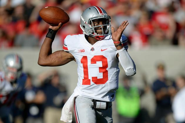 Ohio State Football Shows Championship Resolve by Winning Without Braxton Miller