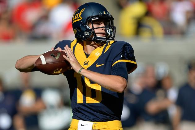 Ohio State vs. Cal: Jared Goff Has Much to Learn, but He Will Be Special