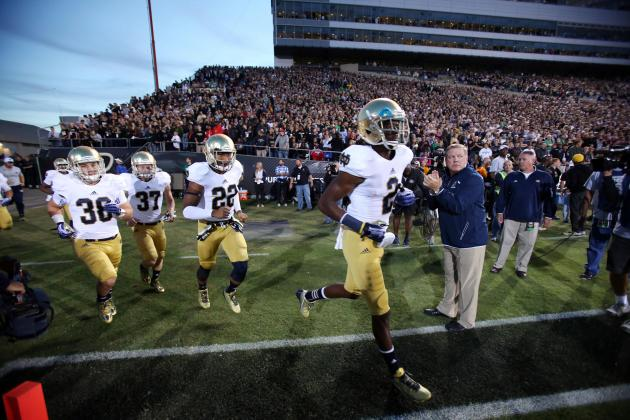 Notre Dame vs. Purdue: Score, Analysis as Boilermakers Put Irish on Upset Alert