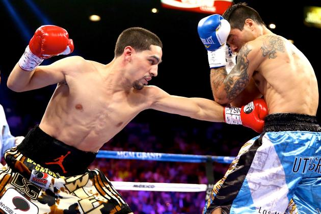 Danny Garcia vs. Lucas Matthysse: Winner, Round-by-Round Analysis and Recap