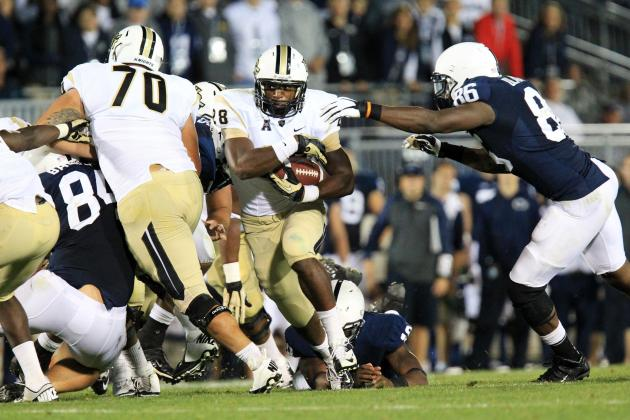 UCF vs. Penn State: Loss to Knights Won't Ruin Nittany Lions' Season