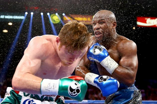 Mayweather vs. Canelo Press Conference: Live Updates from Post-Fight Event