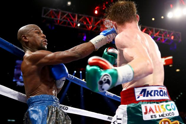 Mayweather vs. Canelo Winner: Money's Easy Victory Adds to Legendary Status
