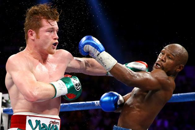 Mayweather vs. Canelo Results: Alvarez's Loss Doesn't Discount Elite Ability