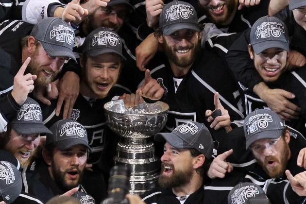 Underestimate the Los Angeles Kings at Your Own Risk in 2013-14 NHL Season