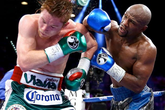 Mayweather vs. Canelo Results: Winner, Twitter Reaction, Recap and Analysis