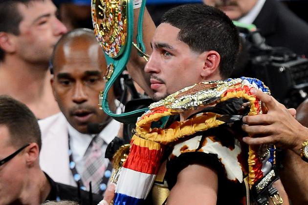 Floyd Mayweather Must Fight Danny Garcia After Victory over Canelo Alvarez