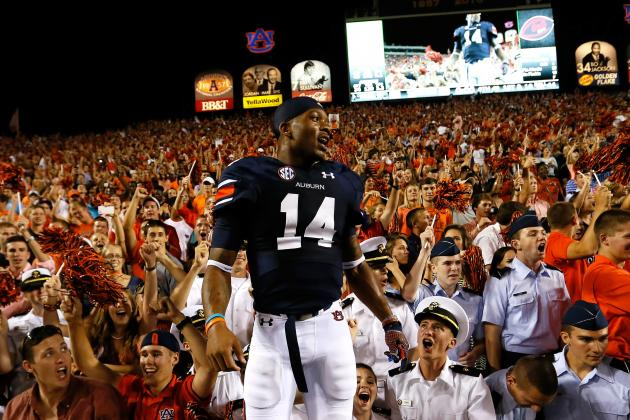 Auburn vs. Mississippi State: Gus Malzahn Brings Magic to the Plains in Epic Win