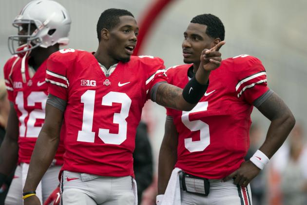 Ohio State vs. Cal: Kenny Guiton Proves OSU Has Two BCS-Caliber QBs