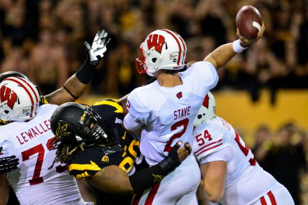Wisconsin vs. Arizona State: Refs Hose Badgers in Bizarre Finish