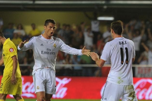 Cristiano Ronaldo's New Deal at Real Madrid Doesn't End Manchester United Hopes