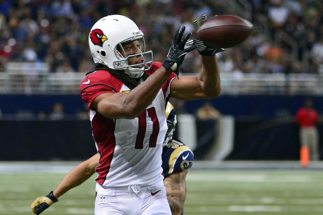 Fantasy Football Sunday Morning Start or Sit, Week 2: Fitzgerald, White and More