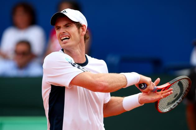 Andy Murray, Great Britain Advance to 2014 Davis Cup World Group