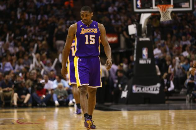 Metta World Peace and the New York Knicks:  Why He Is the Perfect Piece