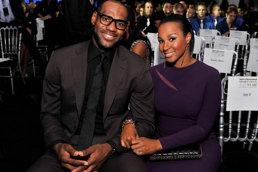 LeBron Reportedly Ties the Knot