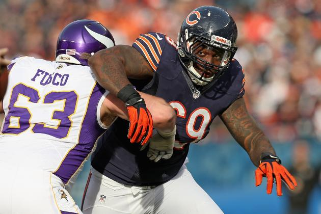 Minnesota Vikings vs. Chicago Bears: Live Grades and Analysis for Minnesota