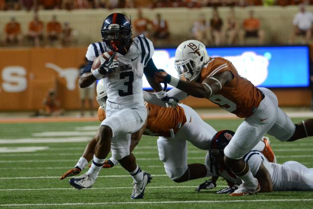 Texas vs. Ole Miss: Defense Struggles, Will It Get Worse Before It Gets Better?