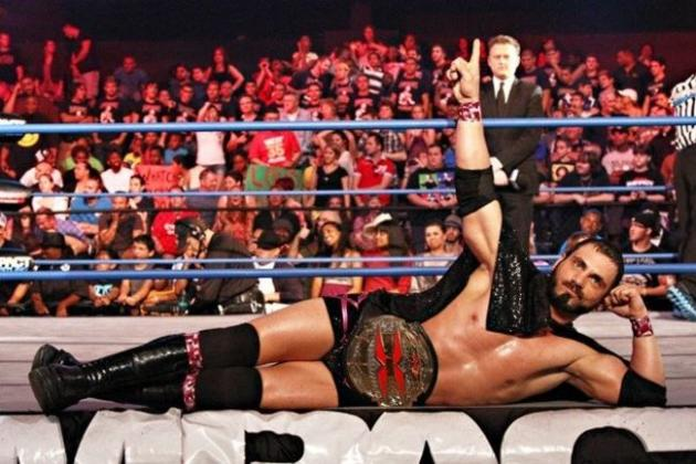 TNA: Austin Aries Talks About Character, the Business and Nearly Retiring