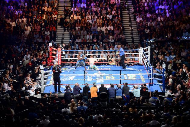 Mayweather vs. Canelo Results: Money's Late Domination Put Him Past Canelo