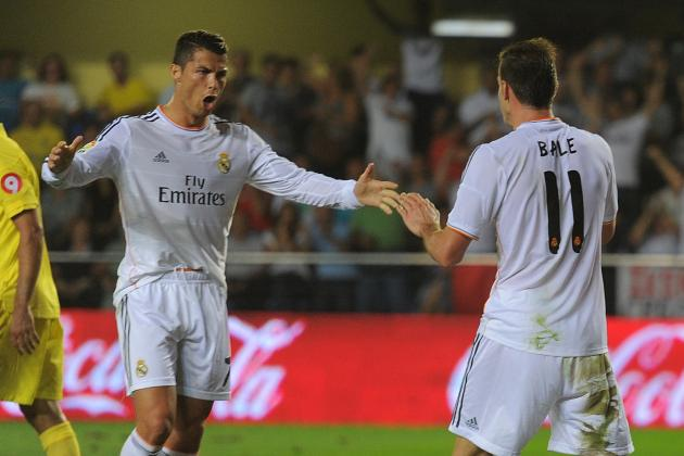 Cristiano Ronaldo Was Waiting for Gareth Bale Announcement to Renew His Contract