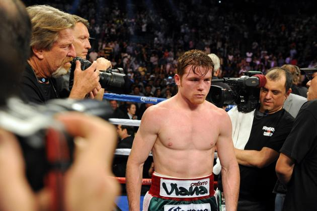 Canelo vs. Mayweather: How Losing to Floyd Will Affect Saul Alvarez
