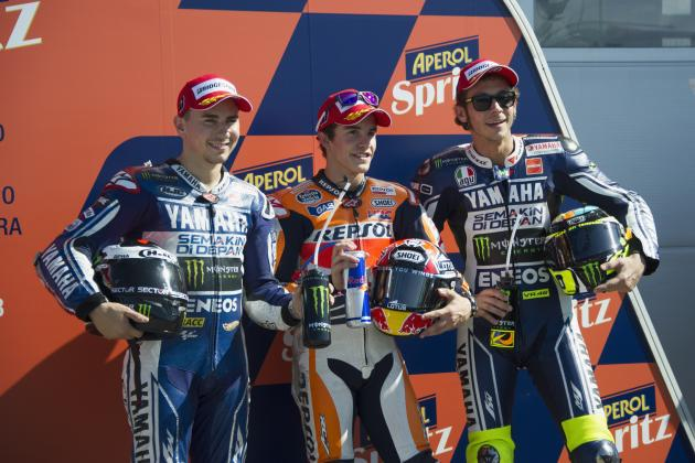 San Marino MotoGP 2013: Jorge Lorenzo Win Won't Be Enough to Stop Marc Marquez