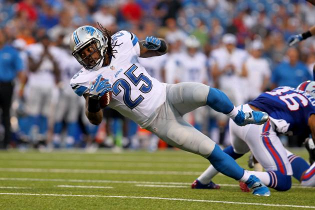 Mikel Leshoure Trade Rumors: Latest Buzz and Speculation Surrounding Lions RB