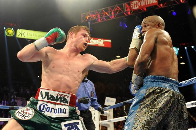 Mayweather vs. Canelo Results: Best Opponents for Alvarez After First Loss