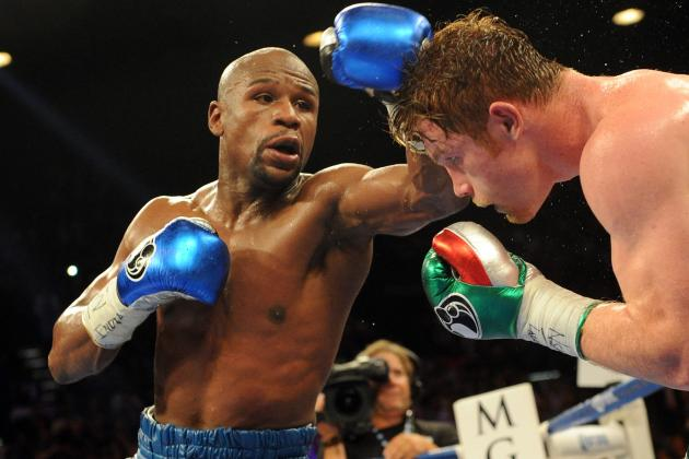 Mayweather vs. Canelo Rematch: Another Bout Is Pointless After Money Domination