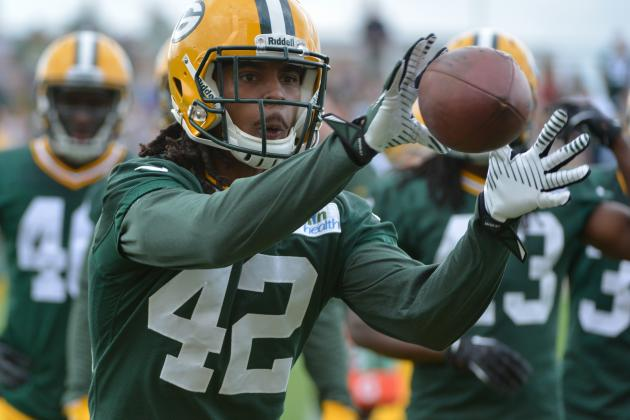 Morgan Burnett out Again for the Packers