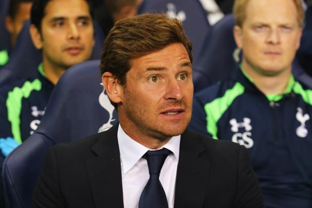Tottenham Hotspur: AVB's Challenge Is to Keep Competition for Places Fierce