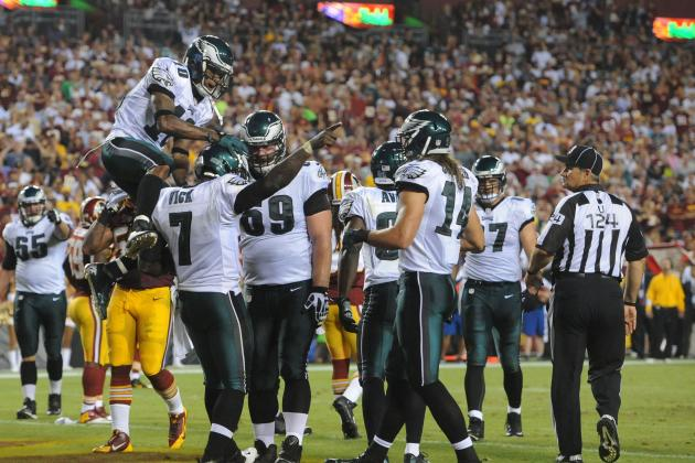 Eagles vs. Chargers: Live Game Grades and Analysis for Philadelphia