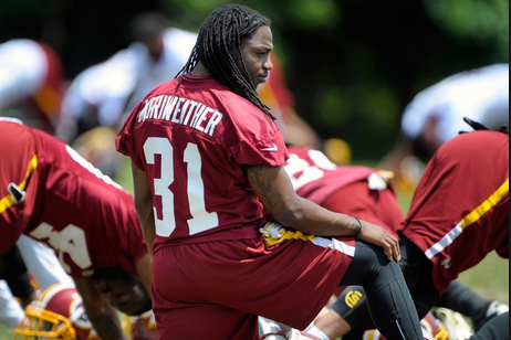 Redskins Safety Brandon Meriweather (Groin) Active vs. Packers