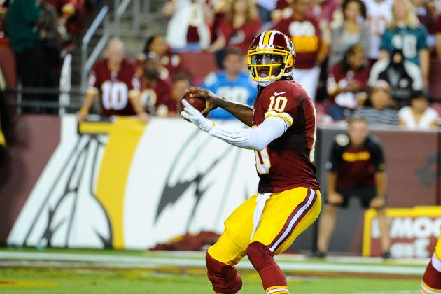 Packers vs. Redskins: Live Grades and Analysis for Washington